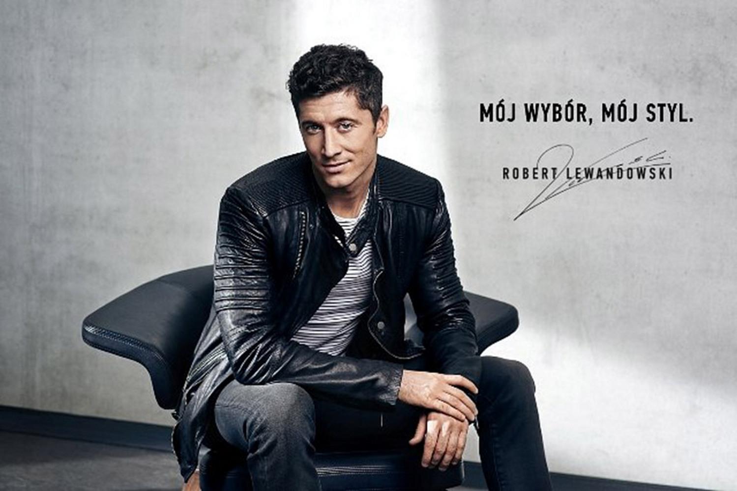 Za ile ubiera się Robert Lewandowski? - MrGentleman.pl