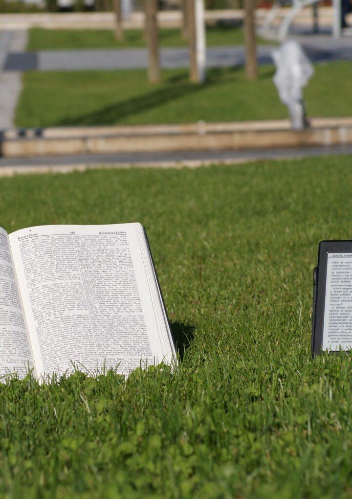E-booki nigdy nie zastąpią książki papierowej?
