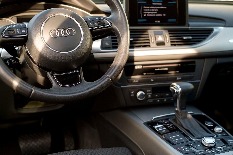 Władca czterech pierścieni – Audi