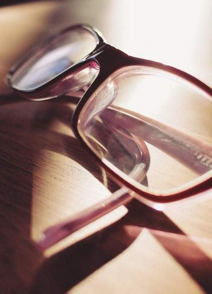 Zdrowe spojrzenie zależy tylko od nas