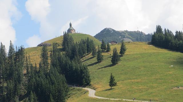 pobyt w SPA w górach