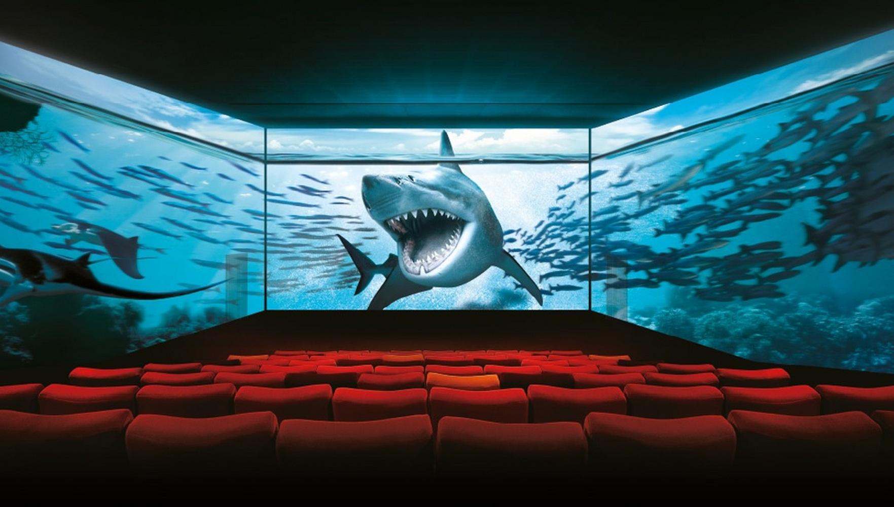 ScreenX w Cinema City