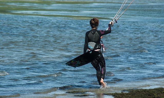 sprzęt do windsurfingu i kitesurfingu