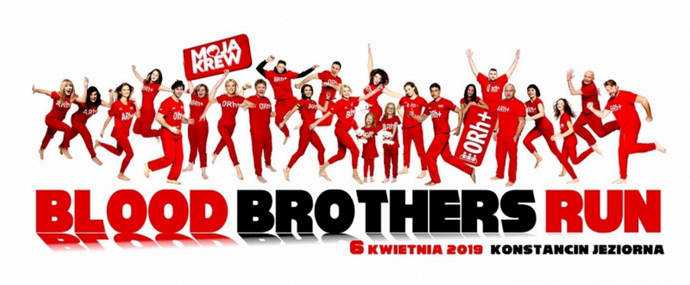 Blood Brothers Run – czyli bieg w imię zdrowia! - MrGentleman.pl