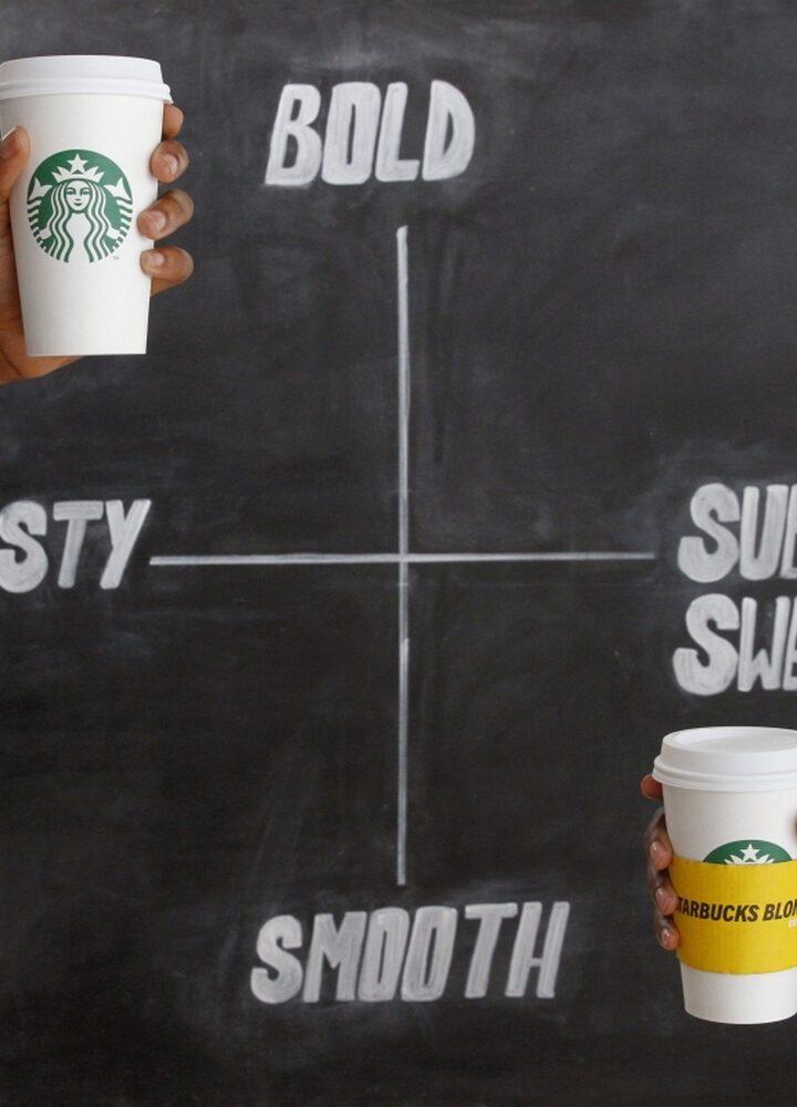 Jasna czy ciemna strona mocy? Nowa możliwość wyboru w Starbucks