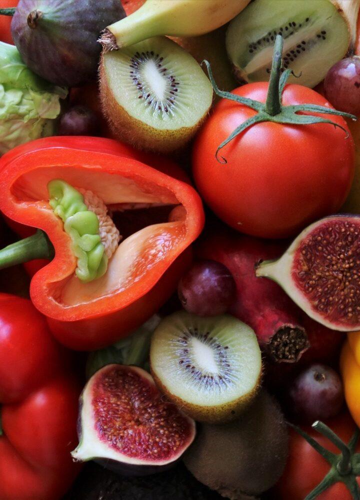 Spożywaj 5 porcji warzyw i owoców CODZIENNIE!