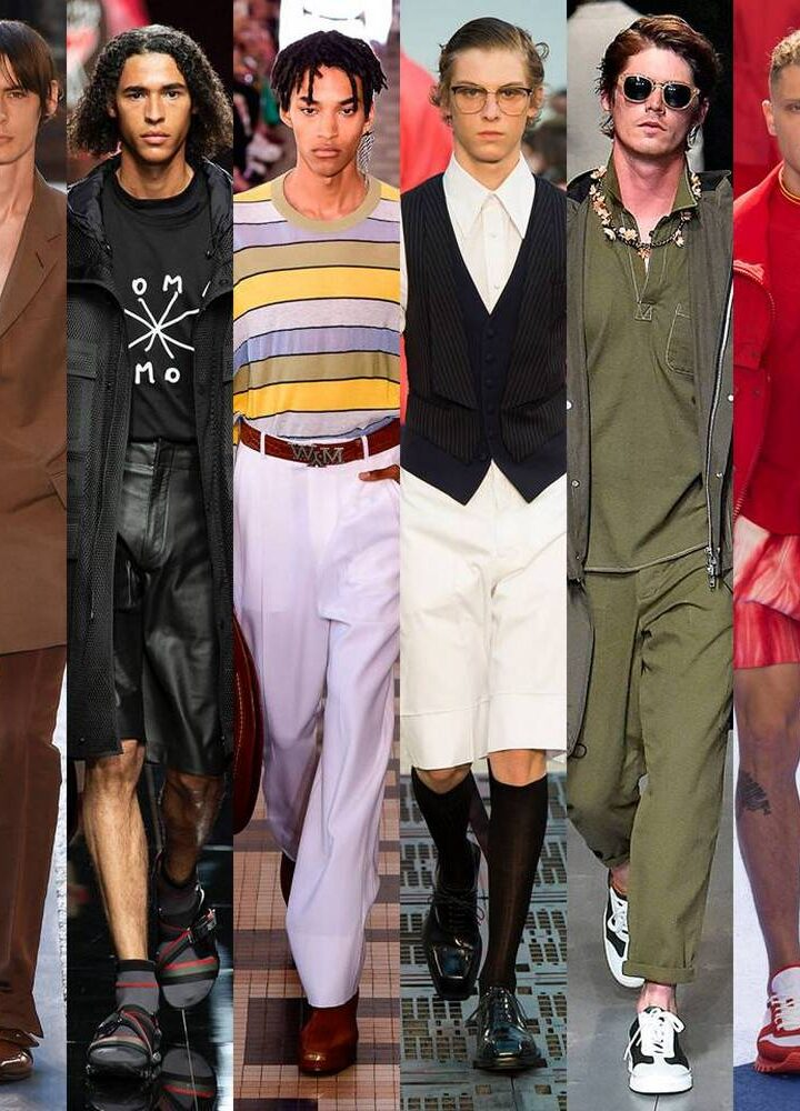 Moda męska wiosna-lato 2019 – sprawdź, czego nie może zabraknąć w Twojej szafie