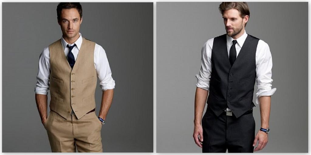 męska moda na ślub