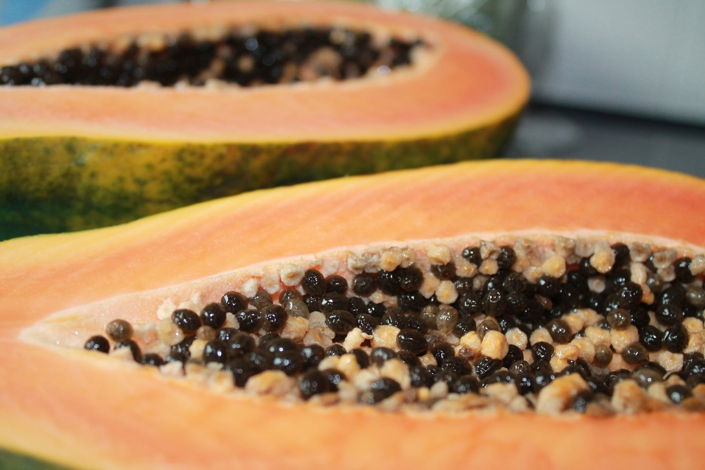 owoc papaja