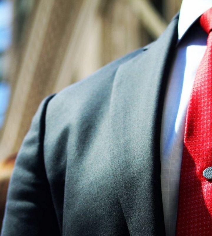 Krawat – kilka słów o jego wyborze
