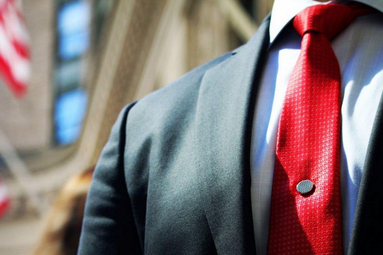 jak wybrać krawat