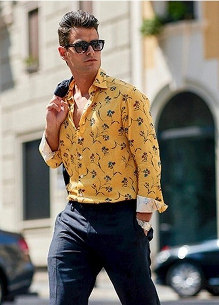 Koszule męskie na lato 2019 – nie musisz z nich rezygnować w upalne dni!