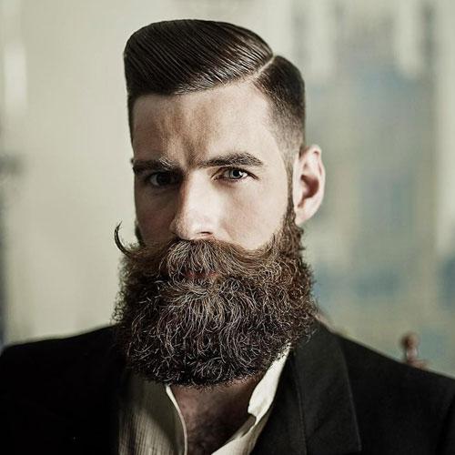 jak dbac o dlugą brode