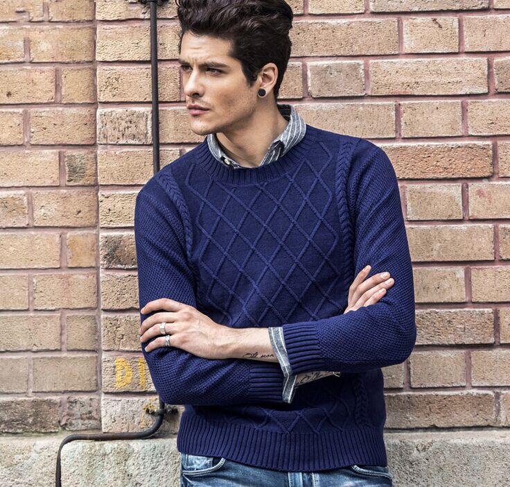 sweter meski meska garderoba