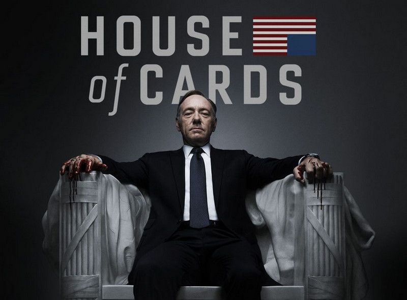 House of Cards serial netflix