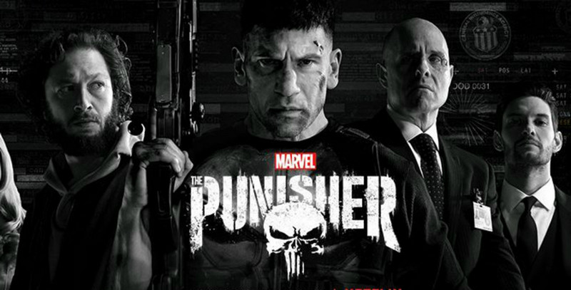 serial Netflix The Punisher