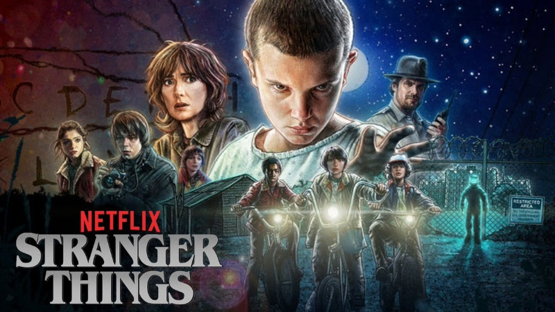 serial Netflix Stranger Things