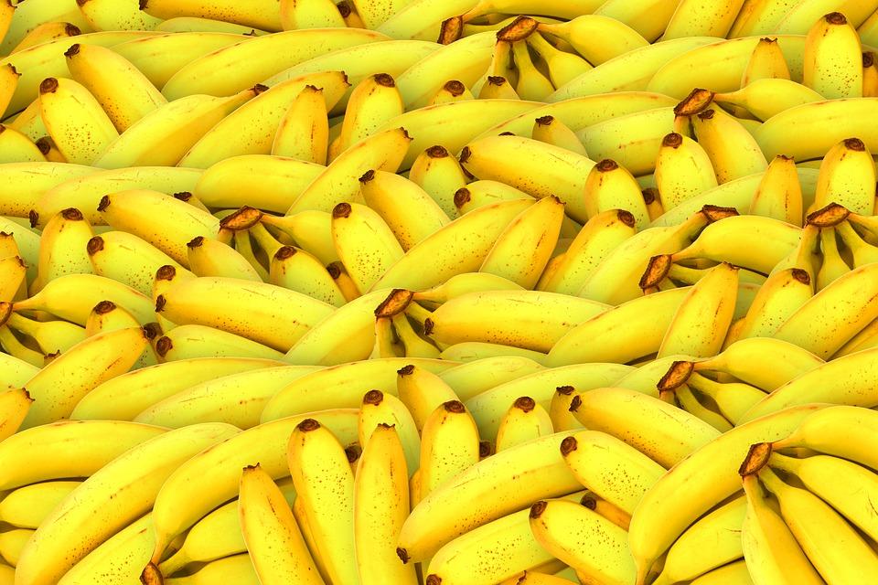 czy mozna jesc banany po treningu