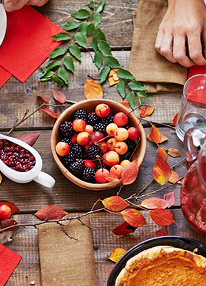 Dieta na jesienną chandrę – co jeść na poprawę nastroju
