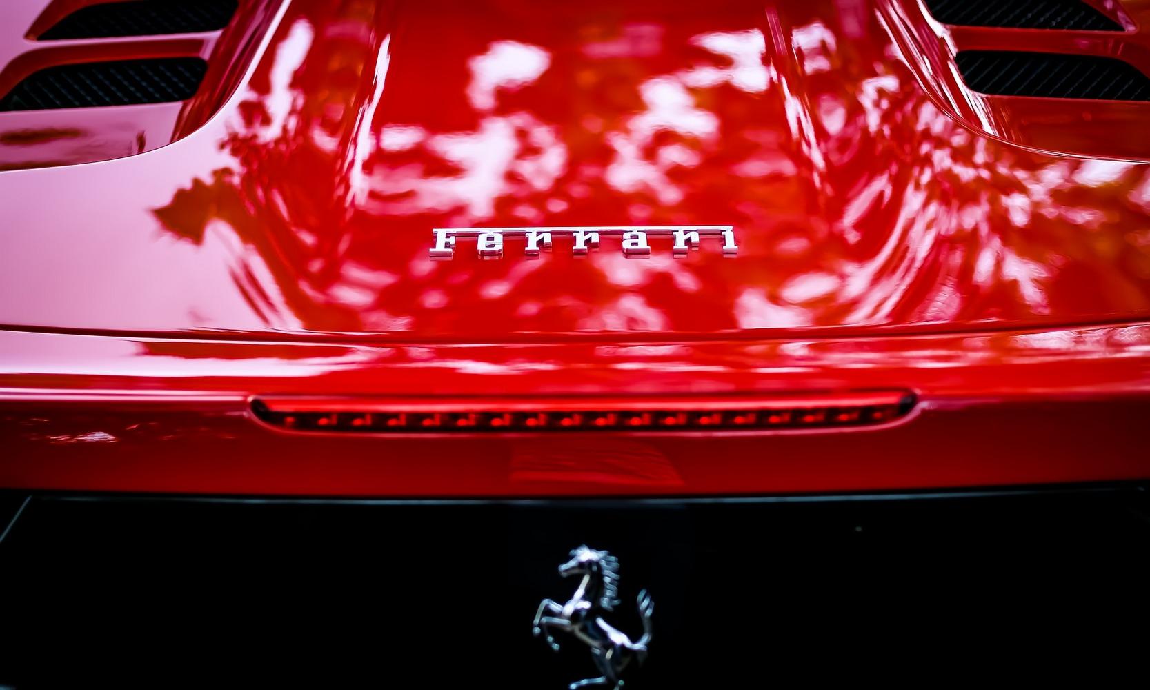 Ferrari – marka będąca symbolem Włoch