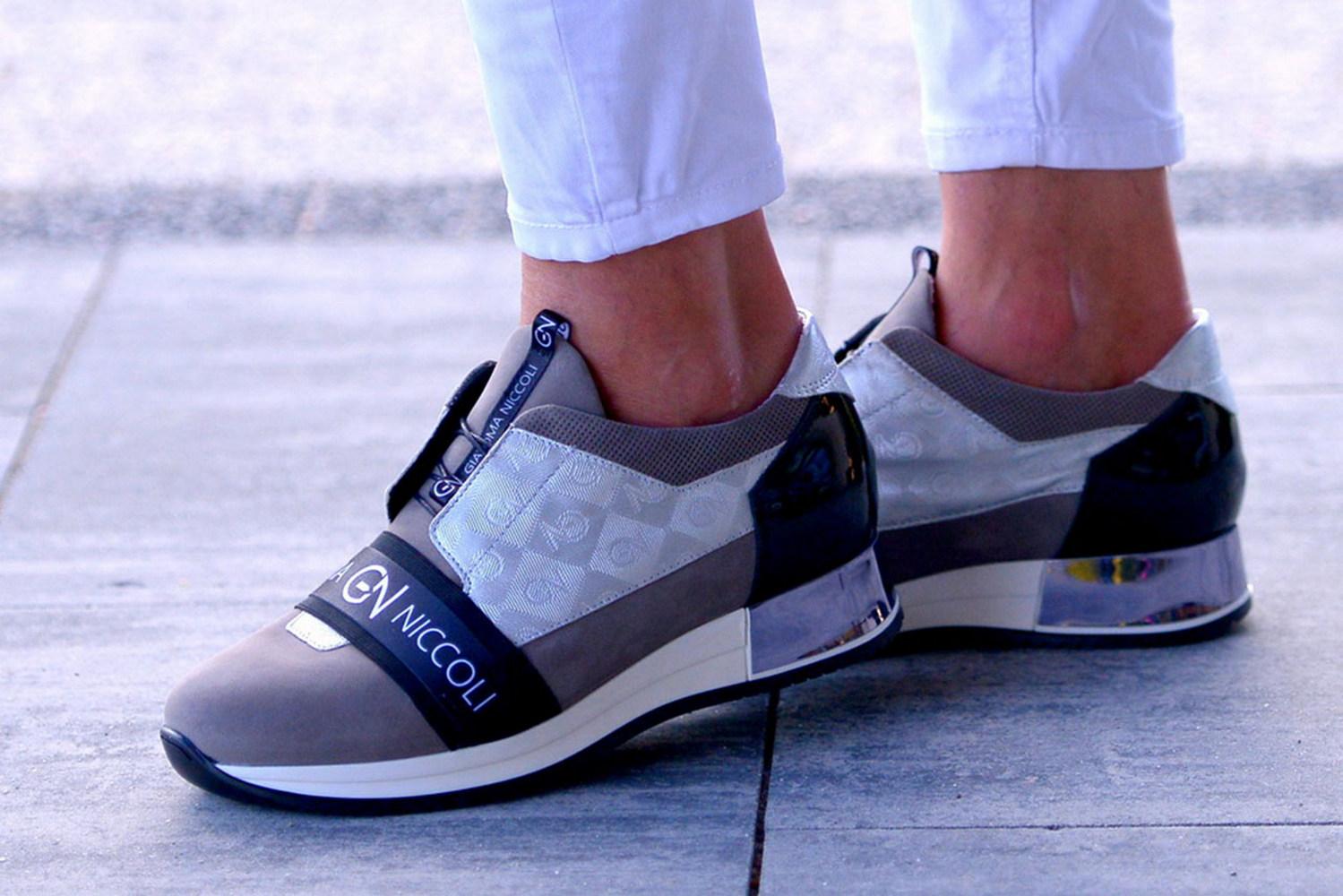 Futurystyczna kolekcja sneakersów od NIK Giatoma Niccoli - MrGentleman.pl