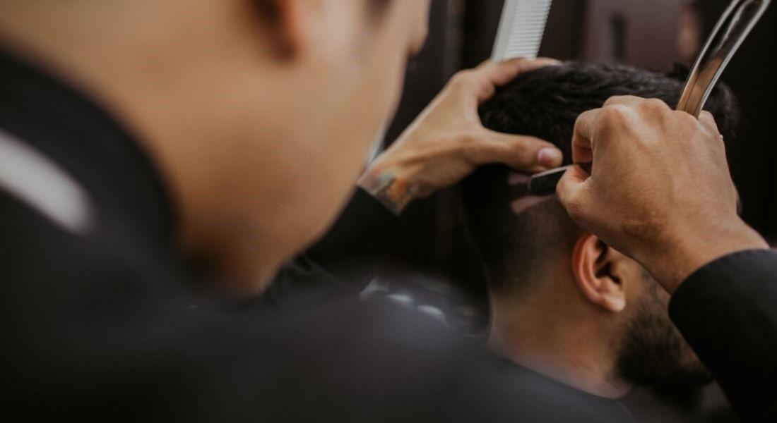 kim jest barber