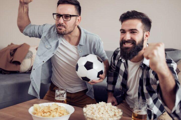 Impreza w męskim wydaniu