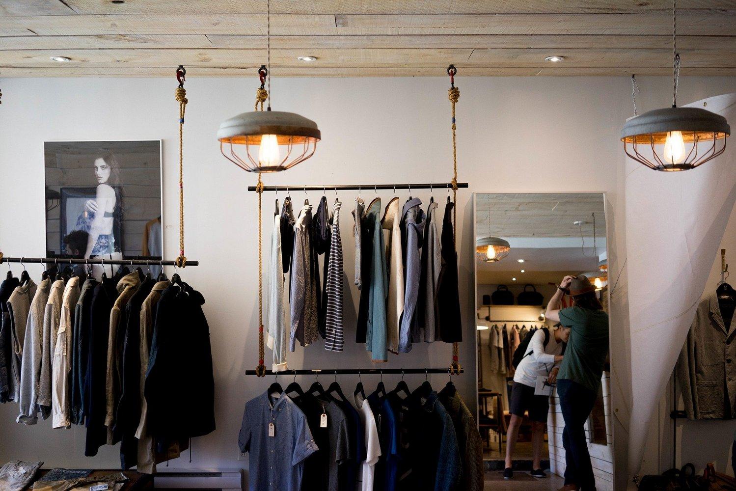elementy męskiej garderoby