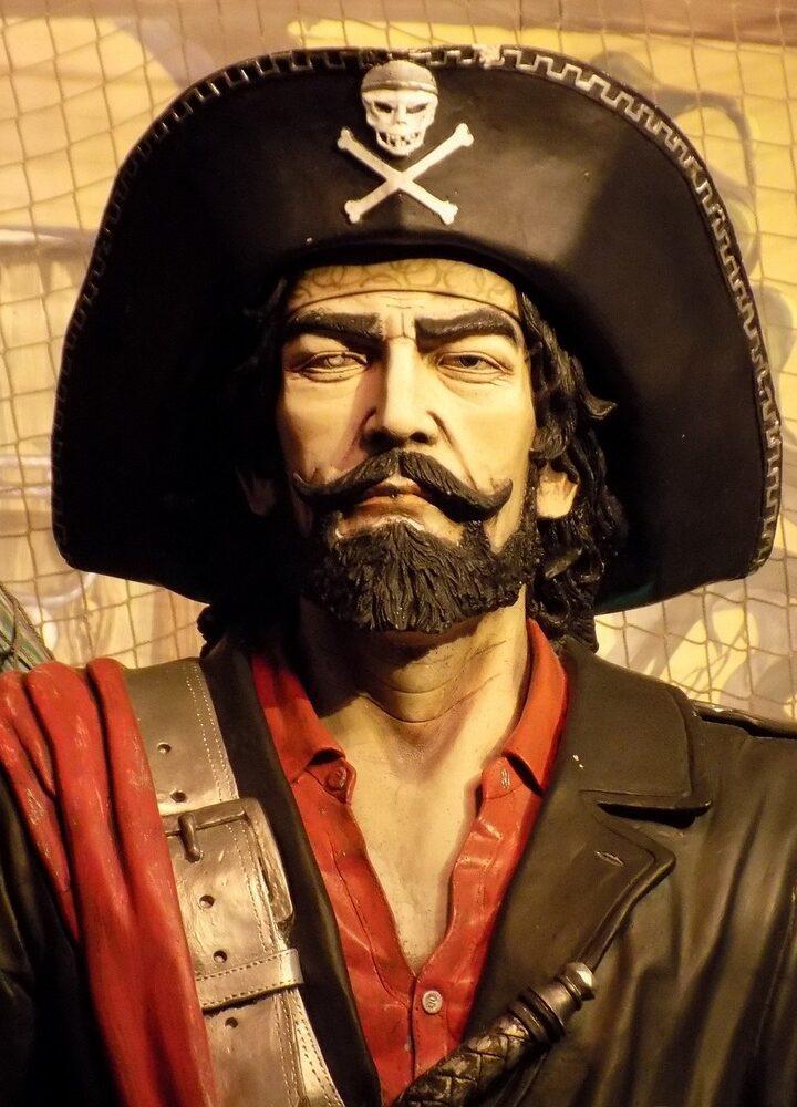 Czarny Bart – pirat wszech czasów