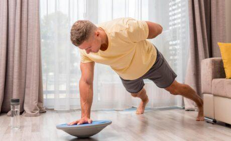 Trening w domu – kilka słów o jego zaletach