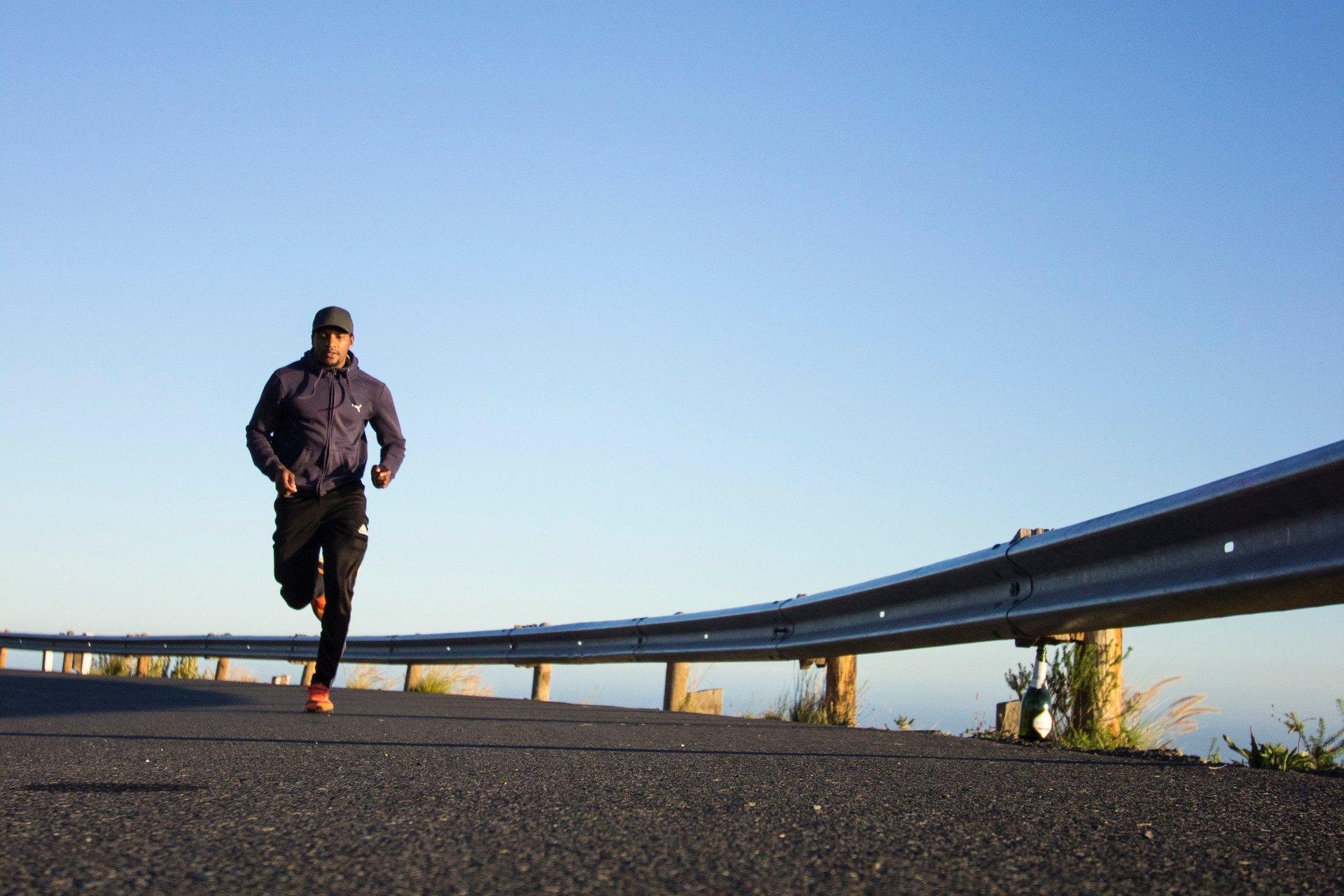 wiosenna aktywnosc dla mezczyzn bieganie