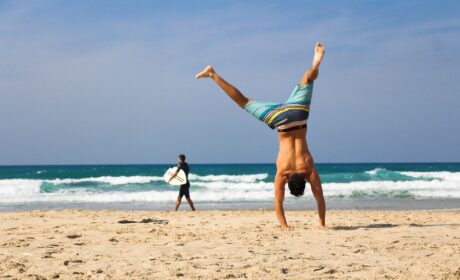 Jak utrzymać formę na wakacjach? Sprawdź, jak to zrobić!