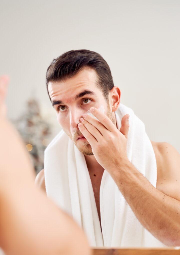 Krem do twarzy dla mężczyzn. Jak dobrać krem do rodzaju cery?