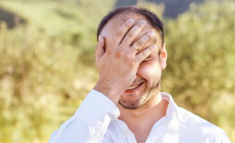 Przyczyny łysienia u mężczyzn