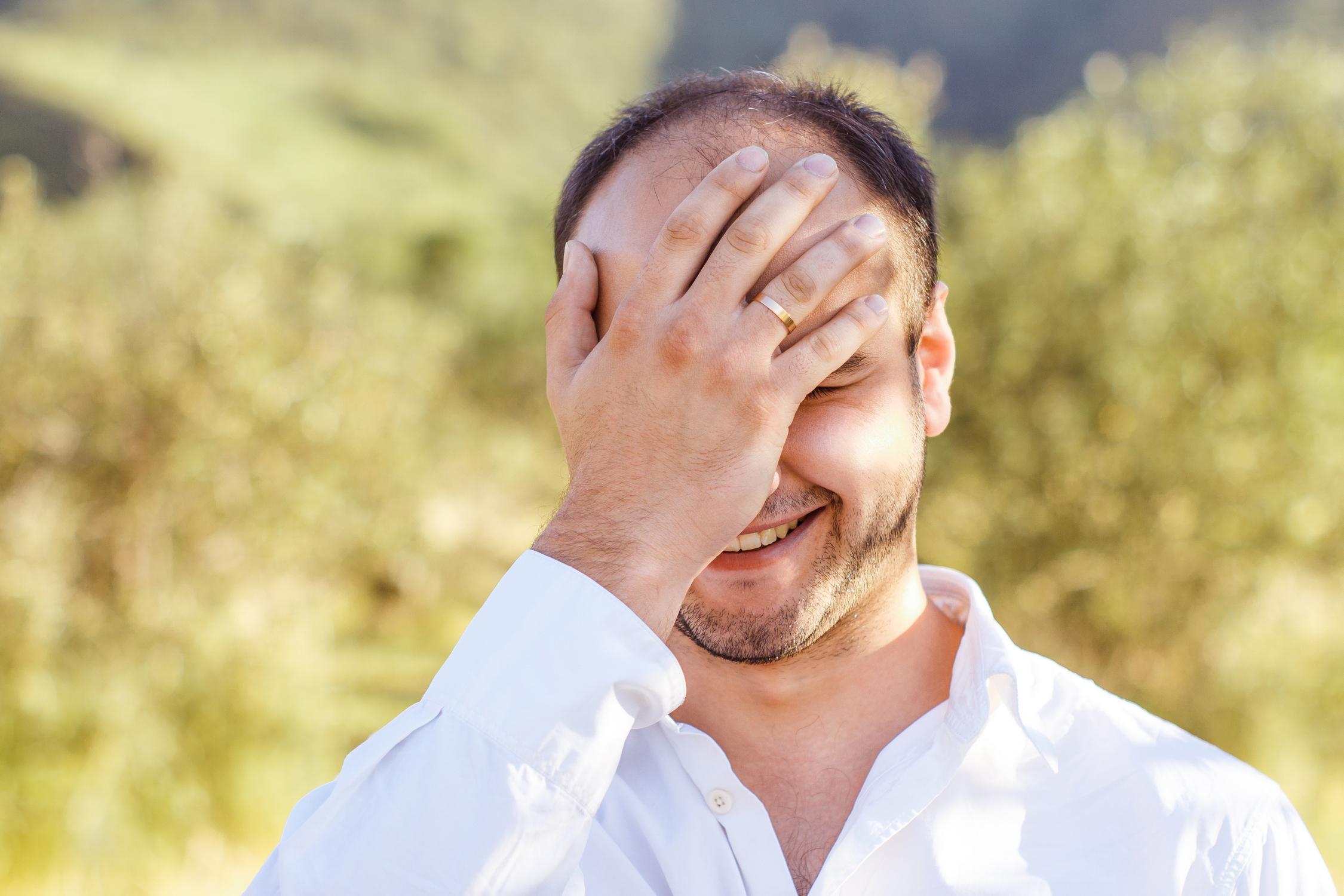 Przyczyny łysienia u mężczyzn - MrGentleman.pl